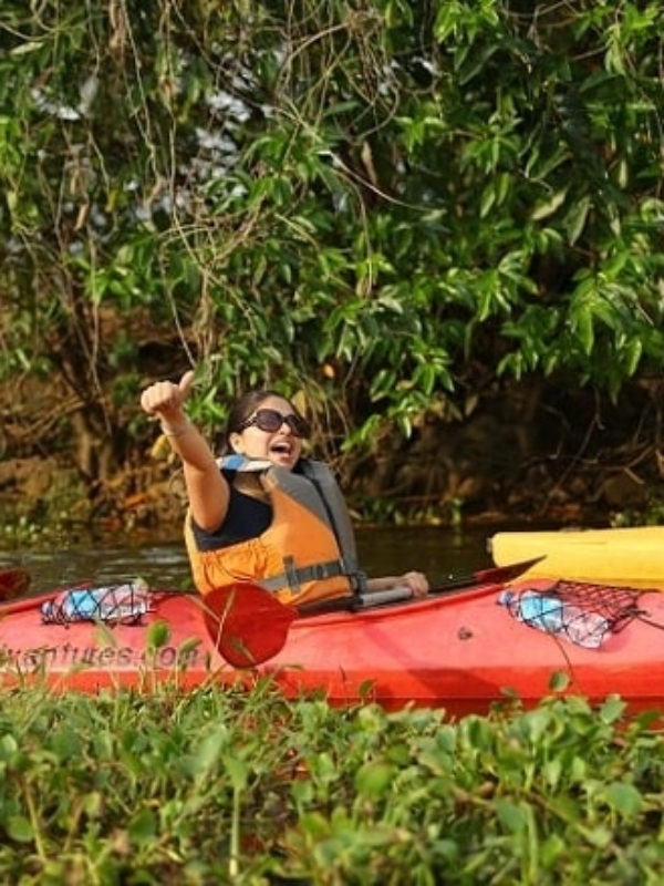 Water Sports In Kerala! First Time, On Camera!