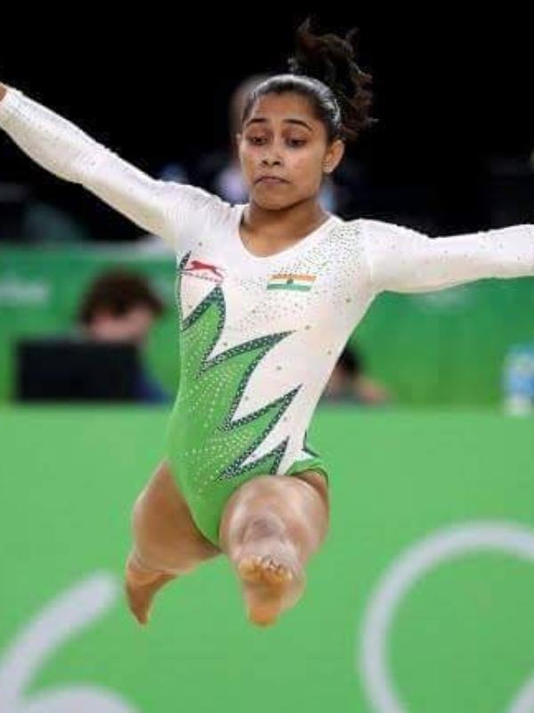 Dipa Karmakar! Indian Girl's Medal Of Freedom