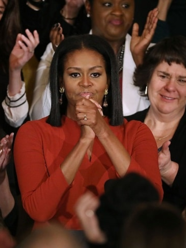 5 Signs Of A Good Orator Like Michelle Obama