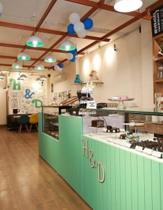 Wander Where: Honey & Dough, Delhi's Newest Bakery Café
