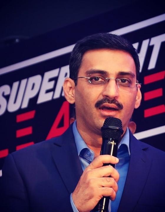 """Trust Intuitions!"" Rajesh Mehta Shares Success Sauce"