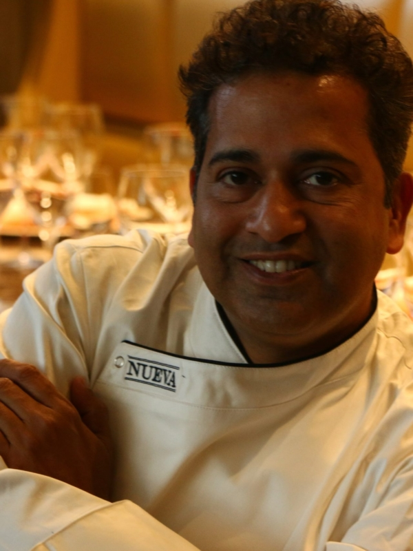 """Indian Chefs Are Envious Of Each Other"" Michael Swamy Talks Straight!"