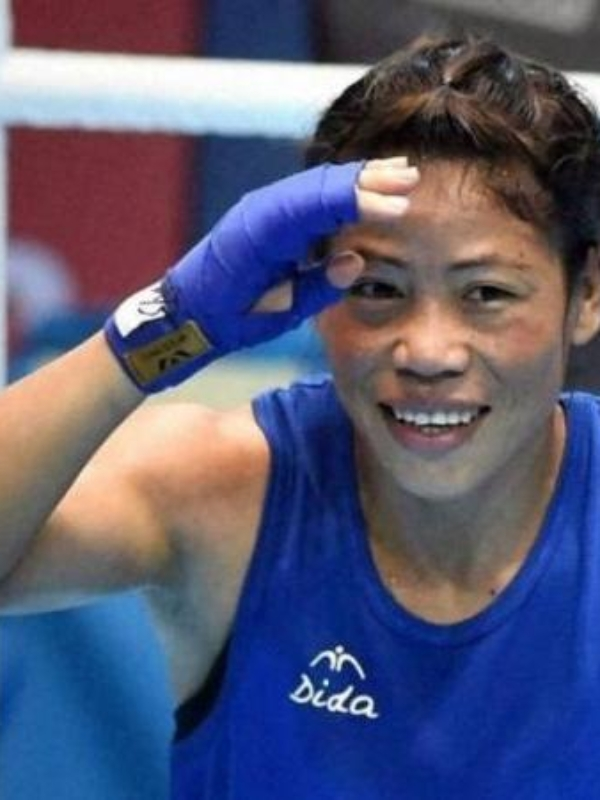 My Life Has No Meaning If I Don't Give It Back To Nation: Mary Kom