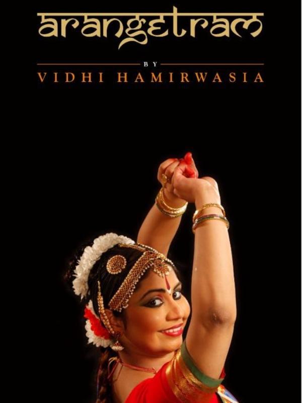 Wander Where: Bharatnatyam Arangetram By Vidhi Hamirwasia At India International Centre
