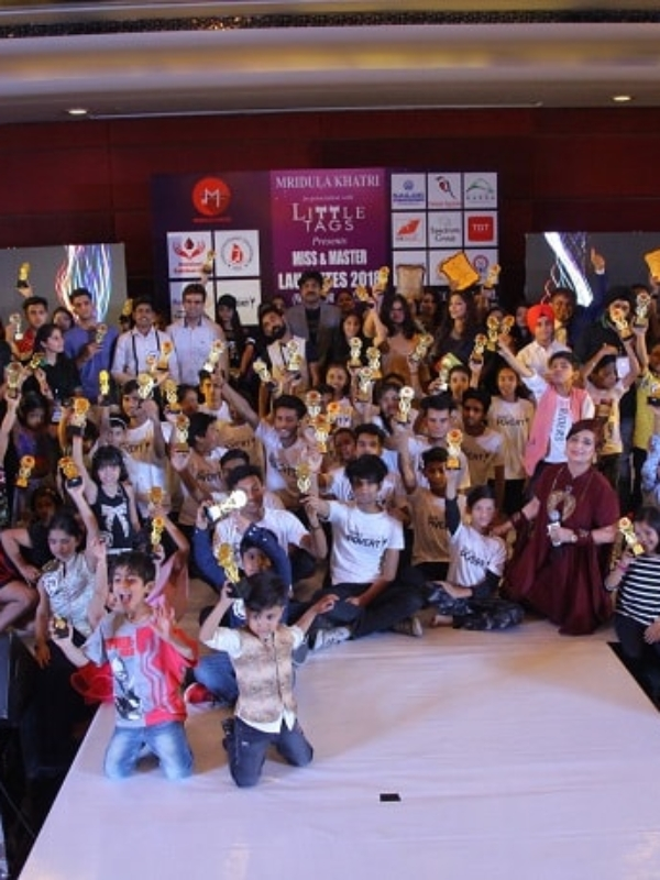 World Thalassemia Day: Children Walk The Ramp For A Cause