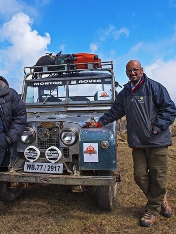 Himalayas Open Up The Purpose Of Life: Shantanu Moitra