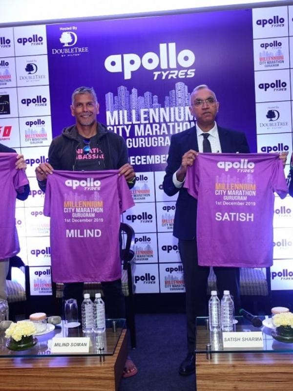 Gurugram gears up for Apollo Tyres Millennium City Marathon 2019