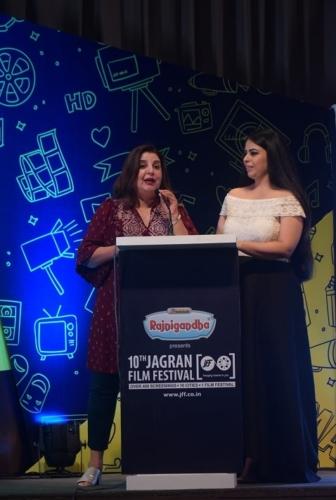 Jagran Film Festival Inauguration Ceremony 2019