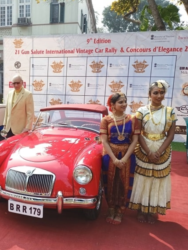 Maharaja Manujendra Shah's Craze For Cars & A Childhood Story