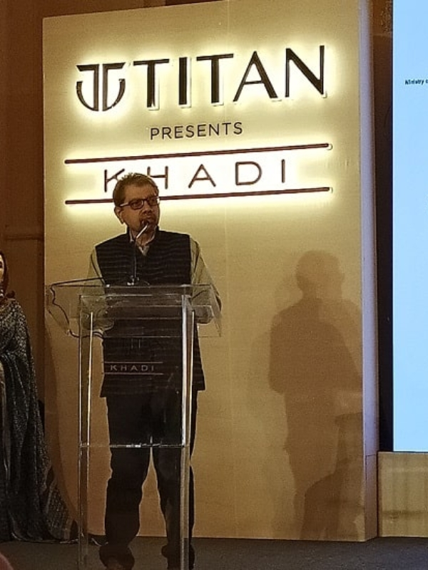 "Exclusive: ""Khadi Collection To Be Sold Online Initially"" Says, Titan Watches CEO Ravi Kant"