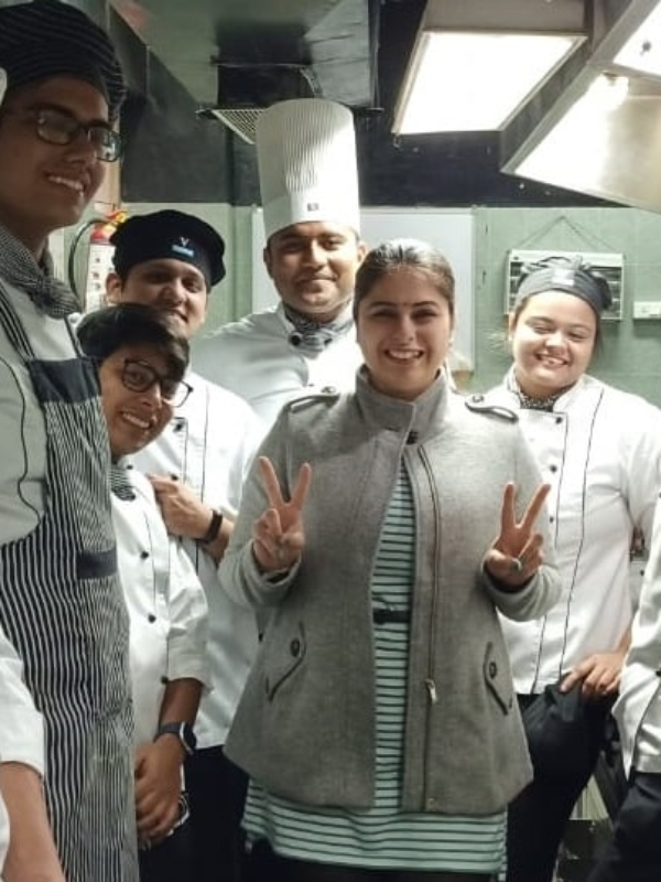 When Ansal University Students Cooked To Impress