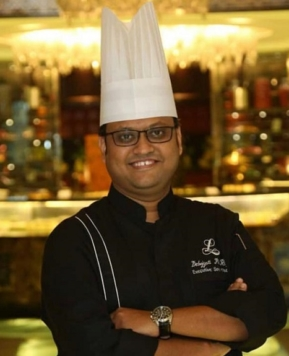Executive Sous Chef Debajyoti Pal Roy Demystifies Role At The Leela Ambience Gurugram