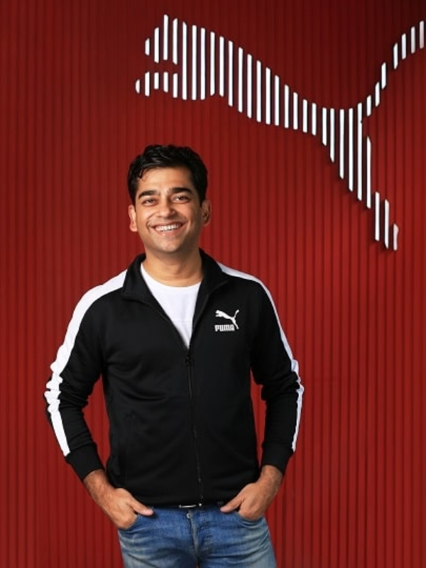 Abhishek Ganguly Shares The Secret Behind Taking Puma India To Top Spot
