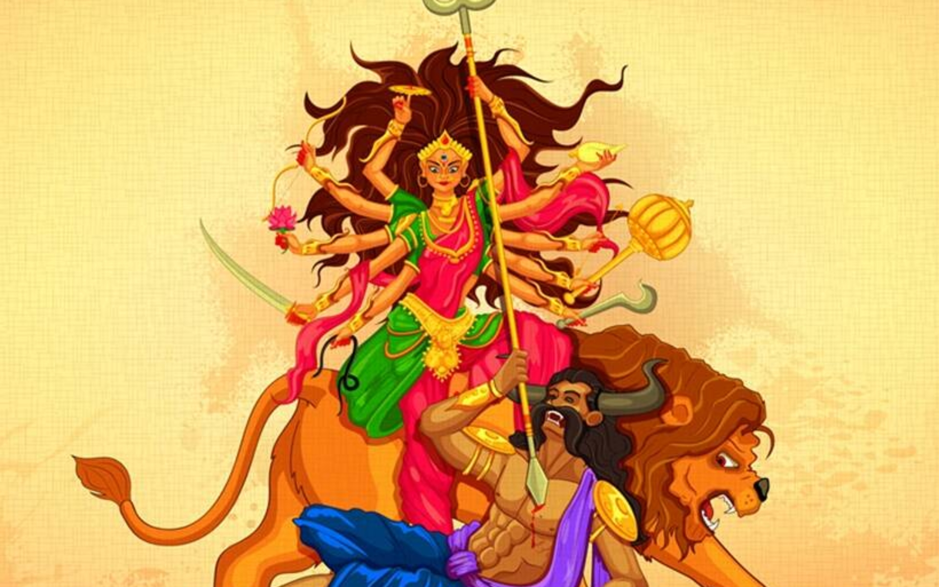 Why Goddess Durga Slayed Mahishasura In This Precise Manner Not Many Know