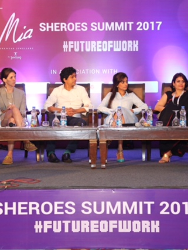 Sheroes Summit: Of Compassion, Calling & Courage