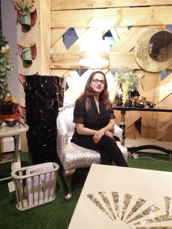 Ramola Bachchan Gives Capital Its Pre-Diwali Home Décor Bash