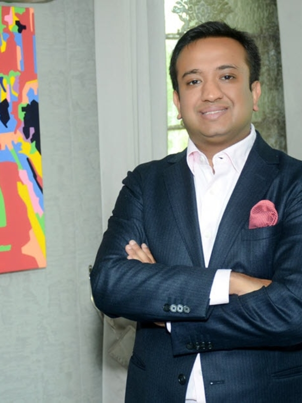 For Varun Chaudhary There's No Nepotism In Business, Just Competition