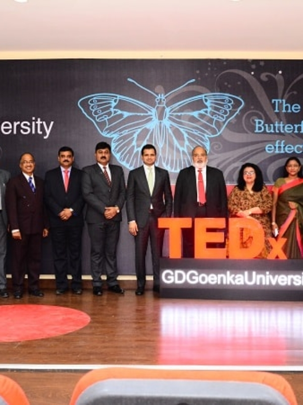 Young Changemakers Speak At TEDx 'The Butterfly Effect'
