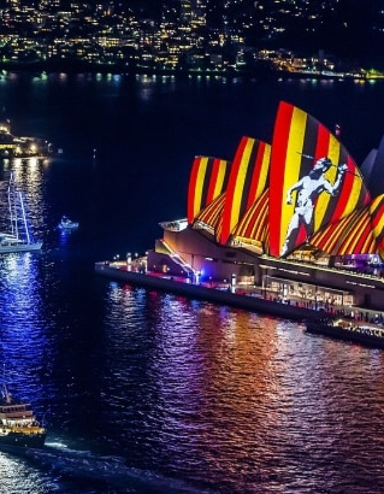 Wander Where: Vivid Sydney, World's Largest Festival Of Light, Music & Ideas