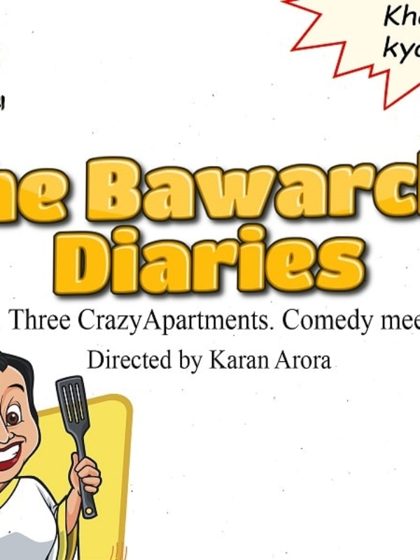Wander Where: The Bawarchi Diaries At DLF Mall of India, Noida