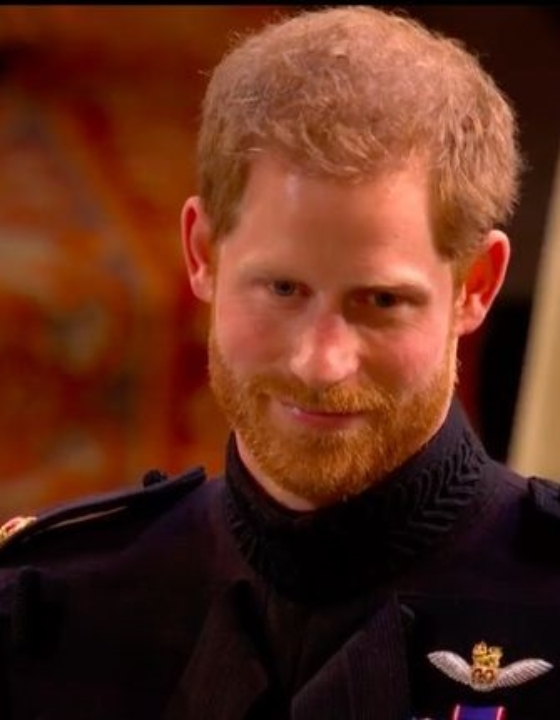 Royal Wedding: Watch Prince Harry Show The World It's Okay To Be A Man & Emote
