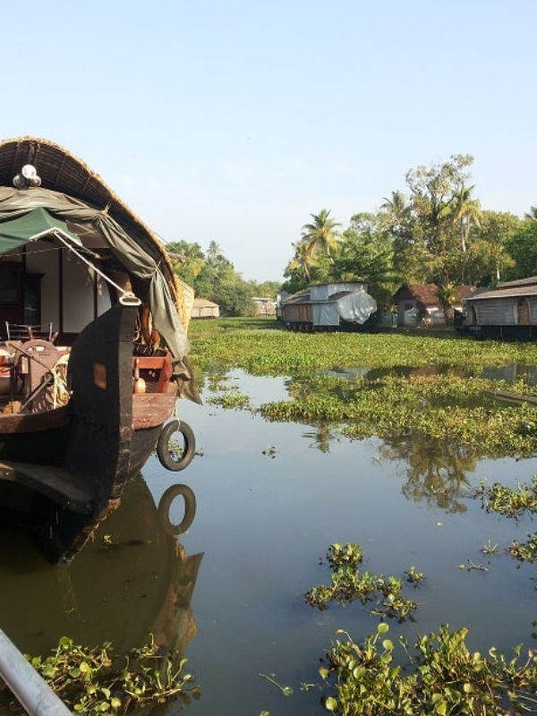 Romancing The Houseboat In Alleppy Backwaters
