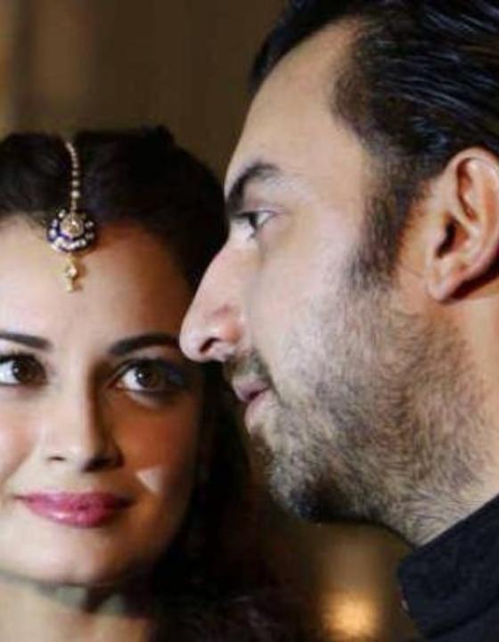 "IIFA 2018: ""She's Kind & Large-Hearted"" Sahil Sangha In Awe Of Wife Dia Mirza"