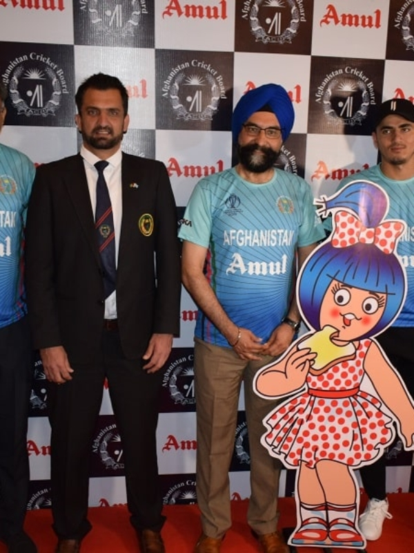 Amul Deal An Extension Of India's Warmth: Asadullah Khan, CEO, Afghanistan Cricket