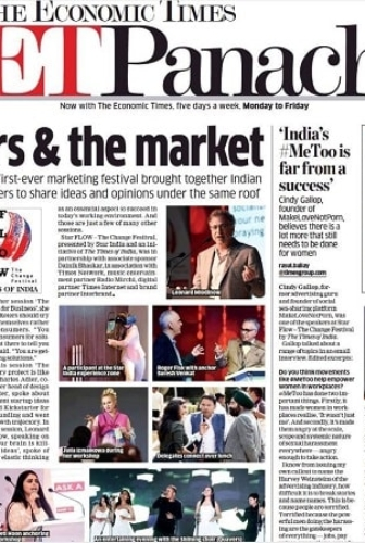 STAR FLOW The Change Festival 2019 By The Times of India Group