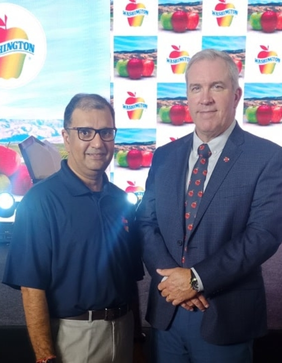 High Demand For Imported Apples From Tier 2, 3 Cities: Sumit Saran, Washington Apples