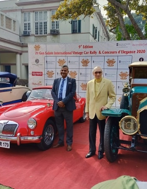 """""""There's A Degree Course For Restoration of Vintage Cars!"""" 21 Gun Salute Rally 9th Edition Announced"""