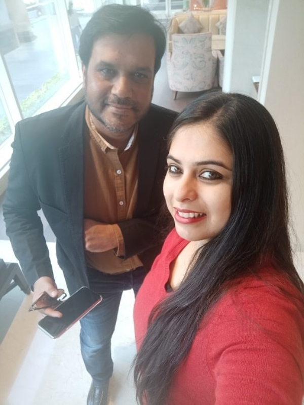 Strength of Thought & Vibrant Persona! – Mansoor Ali, CMO, Hamdard